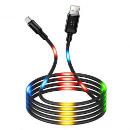 کابل تبدیل USB به MicroUSB موکسوم مدل CB-66 طول 1 متر
